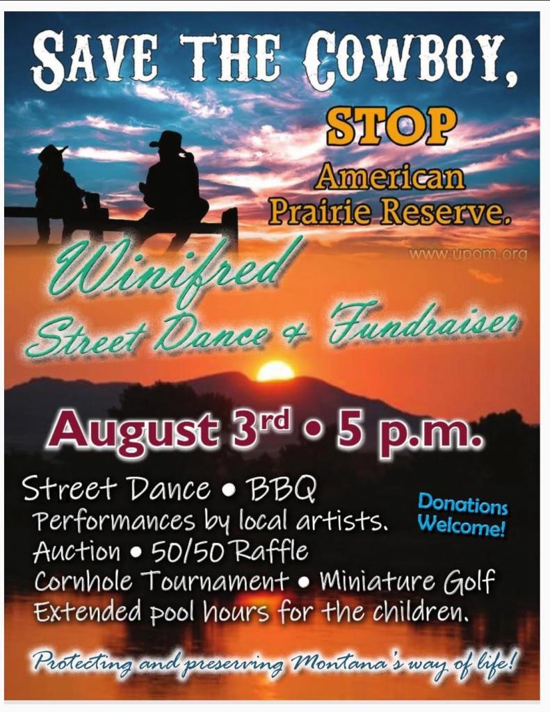 winifred Fundraiser